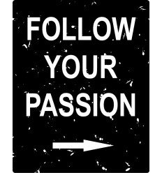 FALLOW YOUR PASSION