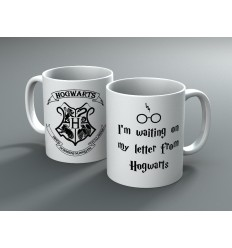 I`M WAITING ON MY LETTER FROM HOGWARTS